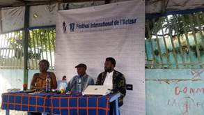 Kinshasa : le Festival international  de l'Acteur accueille 18 spectacles avec 100 artistes