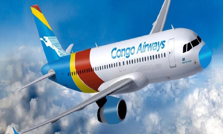 COMMUNIQUE DE PRESSE La Compagnie Nationale Congo Airways