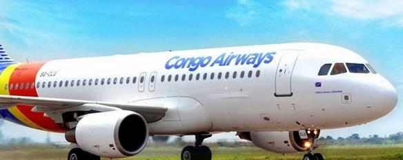 Congo Airways S.A avec C.A